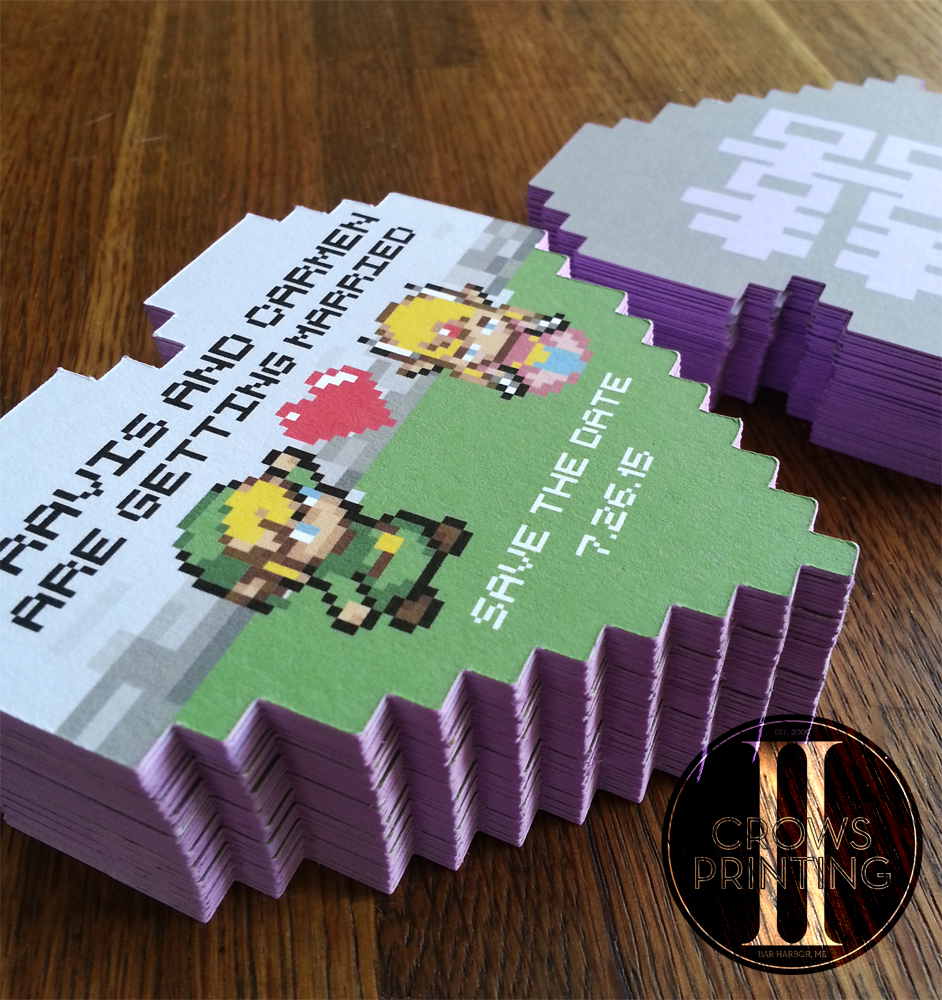 Die Cut Invitations is awesome invitation design
